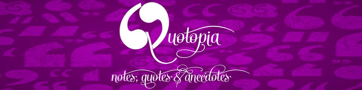 Quotopia